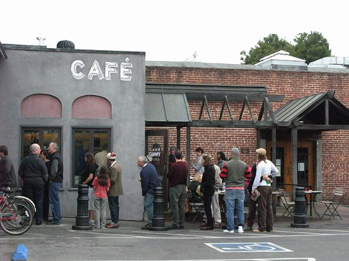 Cafe Fanny and Acme Bakery