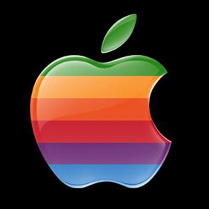 Apple Classic Logo Web 2.0