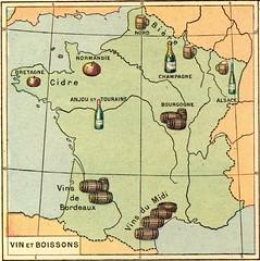 vin et boisssons