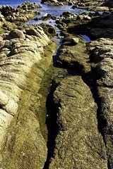 Tide pools (Lumase) Tags: sardegna blue sunset sea italy nature rock landscape lyrics seaside tide shoreline rocky along palau atsunset neilpeart peart lumase luigimasella oneofmyfavouritepeartsilluminatedlyricspartoneofthesongnaturalscience