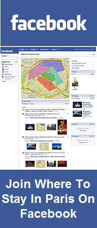 Join Where To Stay In Paris on Facebook