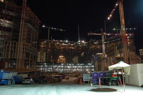 Construcción nuevo casino