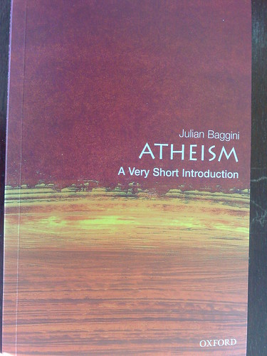 Atheism, a very short introduction