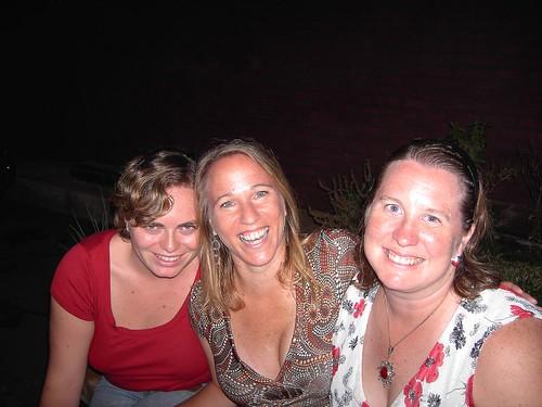 Kate, Amy & Cassandra