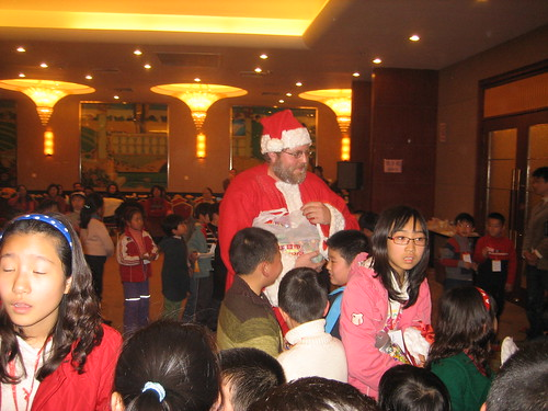 EF Kids Christmas Party