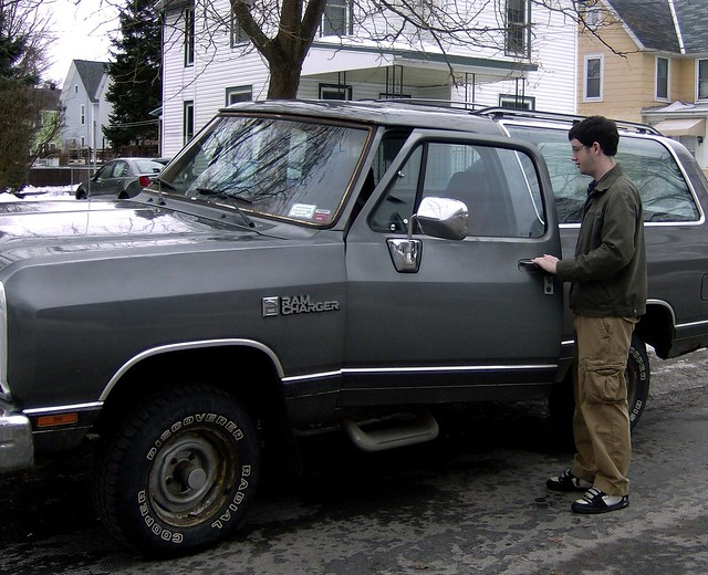 dodge suv 1990 ramcharger allanloos