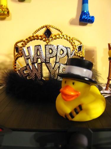 Duckie Celebrates 2008