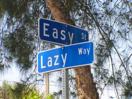 Easy and Lazy