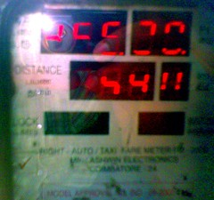 Chennai Auto Meter Magic #2