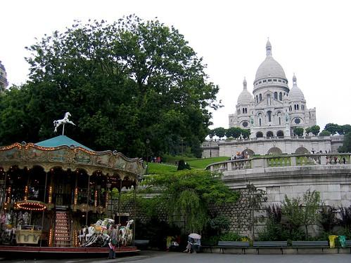 Sacre Carousel I C