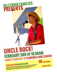 Uncle Rock on Feb 2nd 2008 at Florence Civic Center