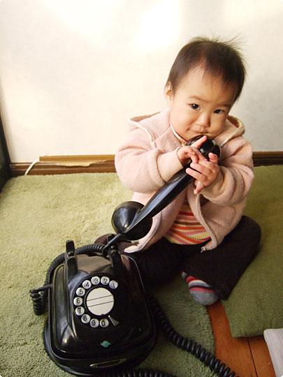 黒電話と。ver.2