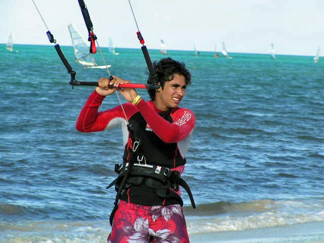 REGATA DE KITE NOV 2007