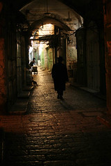 IMG_4413 (steven greaves) Tags: israel alley asia jerusalem east cobblestones alleyway middle