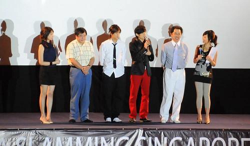 Singapore Gala Premiere of Jay Chou's Kung Fu Dunk
