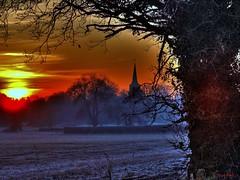 .....and I`ll show you a sunset.......if you stay with me till dawn. (Guy Wulf) Tags: winter tree church dawn frost soe banham mywinners abigfave naturalmagic platinumphoto anawesomeshot diamondclassphotographer ysplix goldstaraward