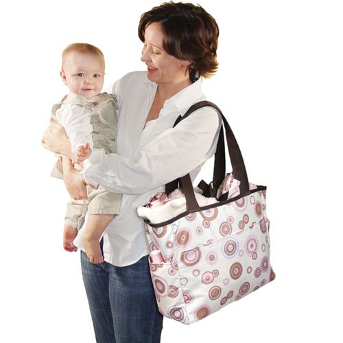 Bumkins Grande Diaper Bag