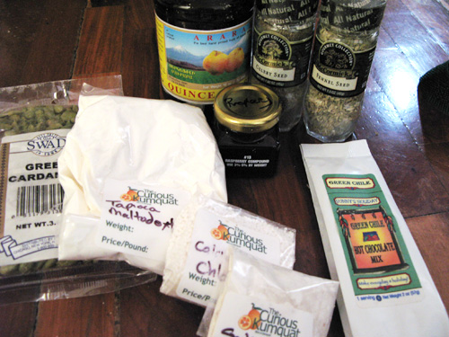 The Curious Kumquat Spice Care Package