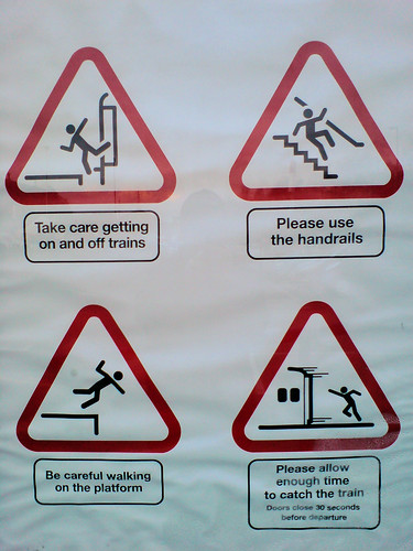 funny safety pictures. some funny safety signs at