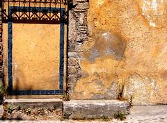 Puerta a otro mundo (emme wayak') Tags: door puerta df frame marco distritofederal sanangel ciudaddemxico fototour dflickr dflickr080308