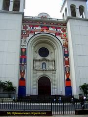 Catedral Metropolitana de El Salvador,El Salvador. por Enrique López-Tamayo Biosca