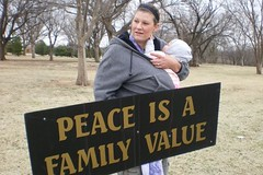 Peace is a family value