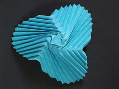 Marugation in blue