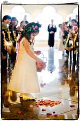 To the Letter (Ryan Brenizer) Tags: flowers wedding cute girl nikon child connecticut adorable monroe april flowergirl 2008 d3 flowerpetals waterview 70200mmf28gvr adayinthelifeofaflowergirl