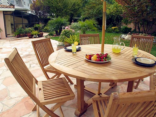 Genial Teak Patio Furniture