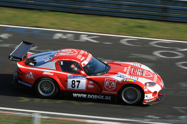 auto car dodge viper 2008 vln 87 v10 motorsport dodgeviper nordschleife nürburgring nurburgring grünehölle breidscheid