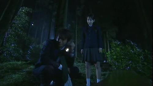 Shinichi and Ran investigate