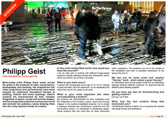 Jova Mag South Africa Interview P.Geist page1