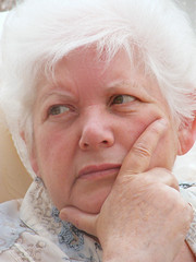 Mavis Portrait