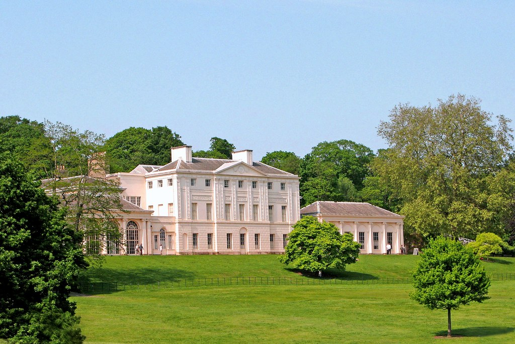Kenwood House, Hampstead by canonsnapper, on Flickr
