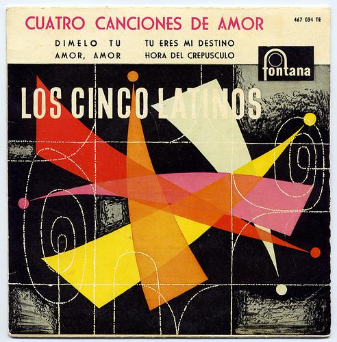 15- Los cinco latinos-España-1959-frontal