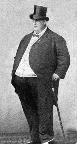 Buckles Blog: The Portly Gentleman's Weigh-in Week #7