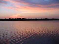 (amir85) Tags: sunset summer lake minnesota minneapolis nokomis pinkclouds