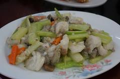 DSC00513 (RosieTulips) Tags: laufaushan bongkee fish celery