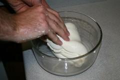 kneading