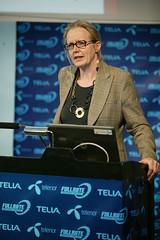 Jane Eis (Fremtidens Bredbndsmarked) Tags: tele telenor telia cybercity konference sonofon ikt fullrate janeeis fremtidensbredbndsmarked telebranchen itbranchen