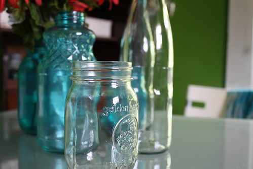 Glass Jars Painting