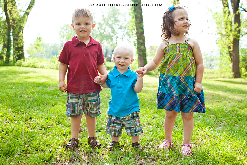 English Landing Park Parkville Missouri family photography