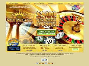 Sunpalace Casino Home