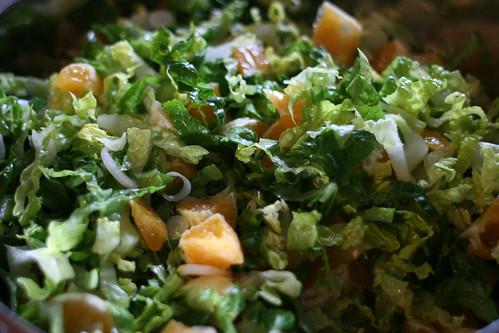 Eni's famous salad