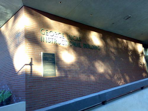 USC喬治盧卡斯電影學院教學大樓