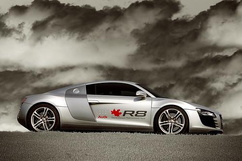 2008 Audi R8- 003
