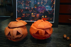 Jack-o'-Lantern (PaperCraft)