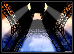 scary smile, not usual for the lady... :-)) (David-Duchens) Tags: paris france smile architecture photoshop fun construction bravo searchthebest eiffeltower creation fantasy imagination soe xoxoxox magicdonkey outstandingshots happyturkeyday willcatchupsoon thegoldendreams magicnaughtydavid