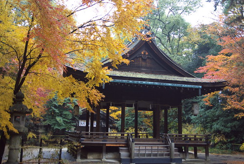 Nashinoki Shrine (梨木神社)