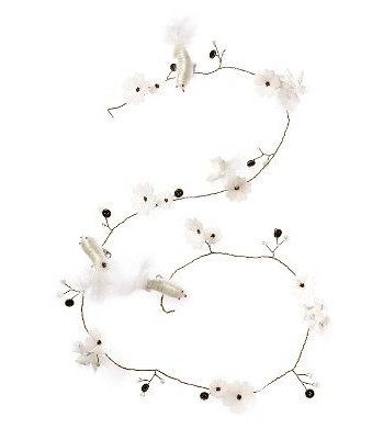 Anthropologie.com > Forest Branch Garland :  decorating forest string branch